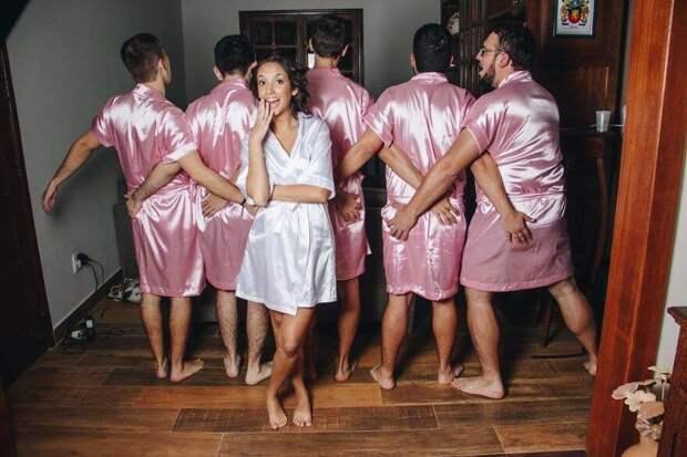 Необычный девичник: за неимением подруг невеста-айтишница попрощалась с незамужней жизнью в компании друзей-мужчин