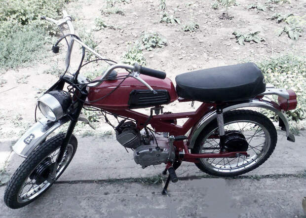 "Мопед ""Верховина"" мопеды, мотоциклы, ностальгия, ссср"