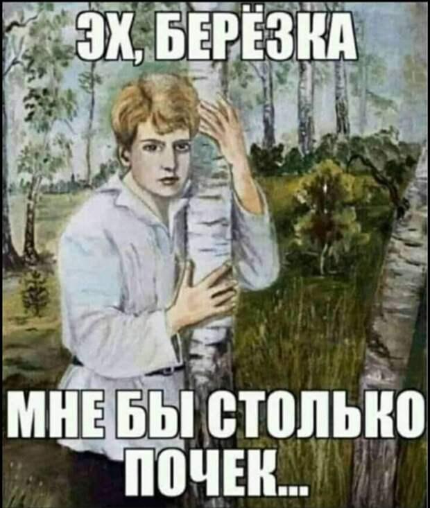 - Мама, я посуду помыла, уроки сделала, школу и универ закончила...