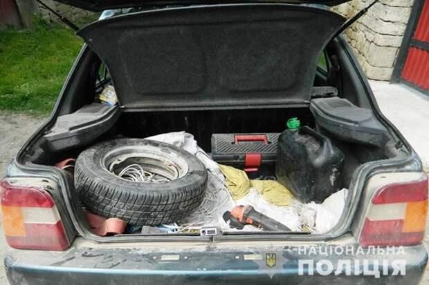 В Тернопольской области похитили и избили мужчину