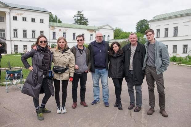 Стартовали съемки «Белого списка» с Алексеем Серебряковым