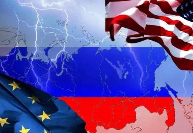В жизни моей страны наступают крутые перемены. Россия стала отвечать ударом на удар