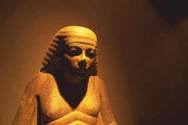 Новый фараон.