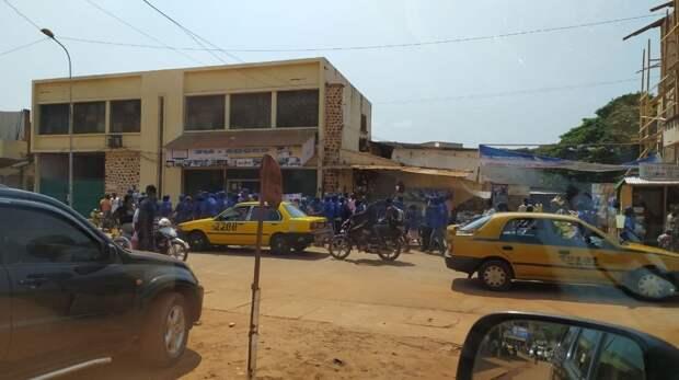Боевики занимаются похищениями людей в северо-западном регионе ЦАР