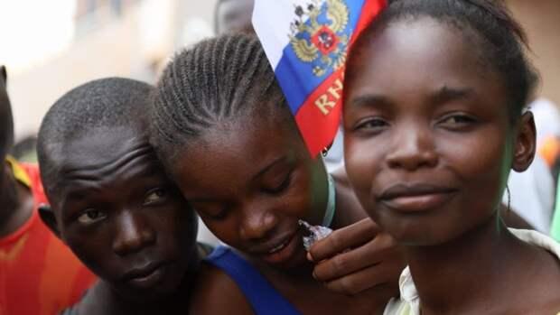 Гуманитарная помощь Пригожина в ЦАР нацелена на восстановление экономики страны