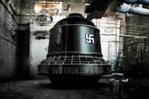 колокол, летающей тарелки, Третий рейх, Нацистский колокол