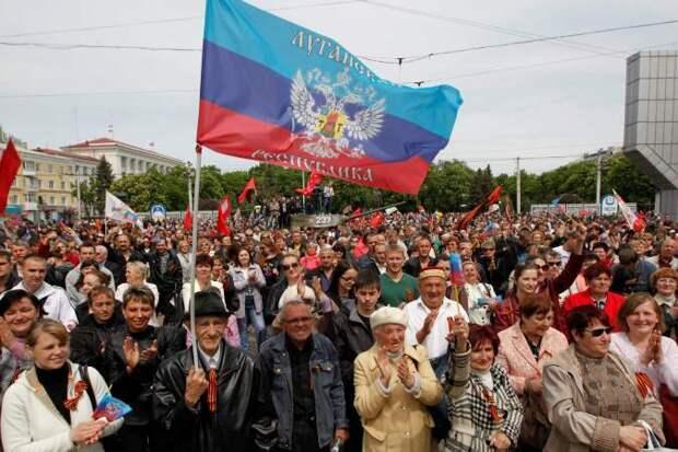 «За тебя, Родина-мать!» — в ЛНР призывают всех принять участие в важной акции