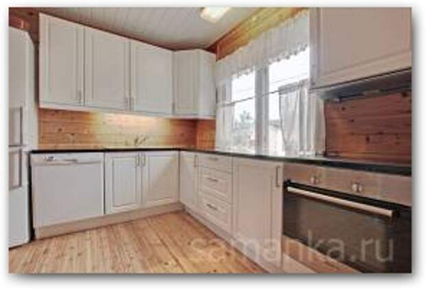 Дизайн кухни для дачи фото 3 Увеличить