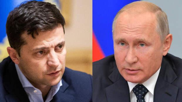 На Украине считают маловероятной встречу Зеленского с Путиным