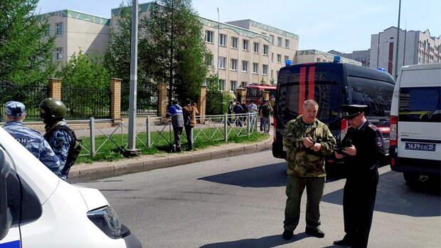 В Кремле высоко оценили действия учителей во время стрельбы в Казани