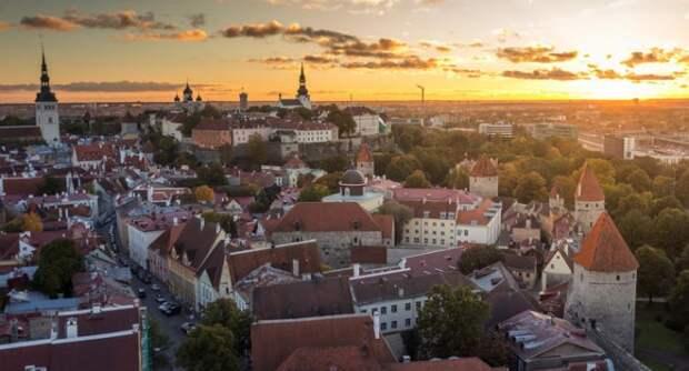 Коронавирусная Прибалтика: эстонцы тонут в клубнике, а у литовцев отнимают макароны