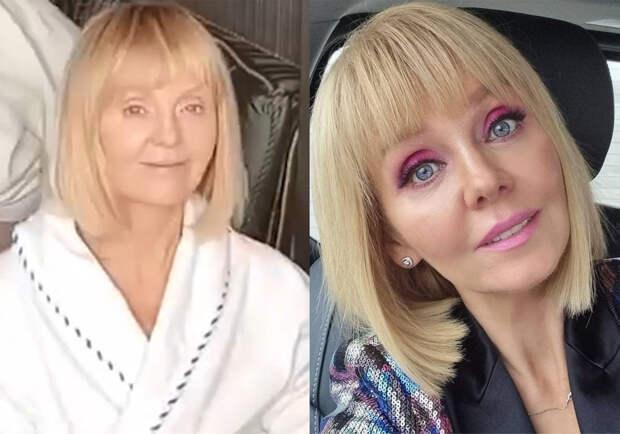 «Первые секунды шок…» Известная российская певица показала себя без макияжа