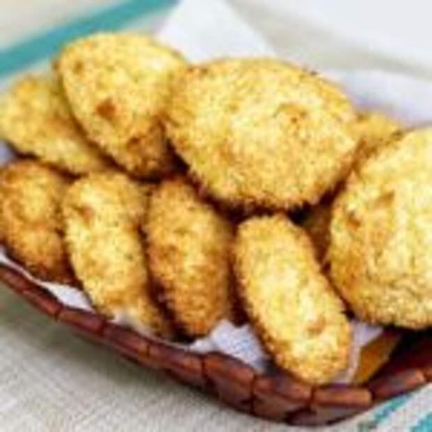 Кокосовое печенье «рафаэлки» из трех ингредиентов