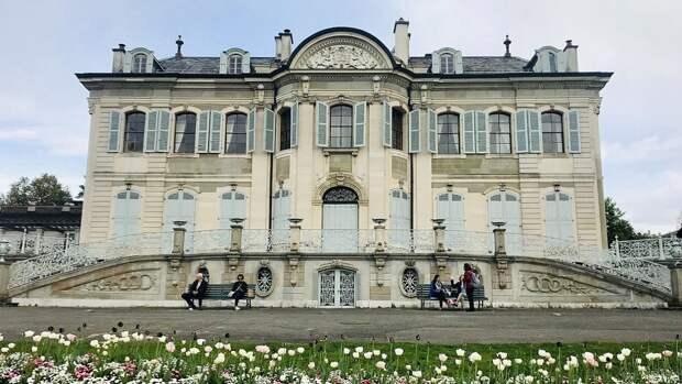 Путин прибыл на женевскую виллу Ла-Гранж, где он встретится с Байденом
