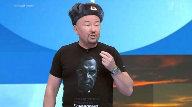 Шейнин и Краснобаев обсудили отношение Украины к русскоязычным гражданам