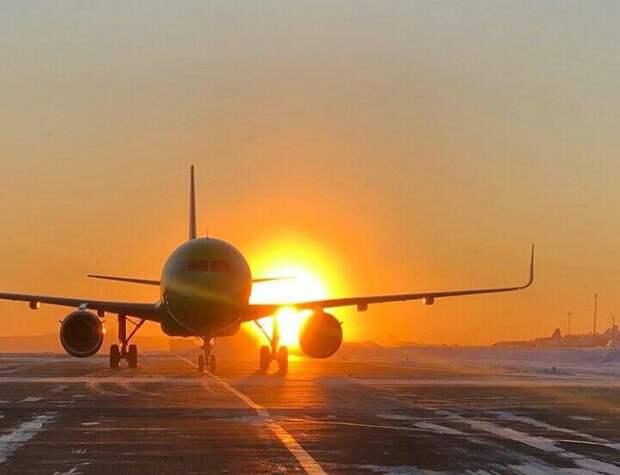 S7 Airlines начинает выполнять прямые рейсы из Иркутска в Краснодар с 31 мая