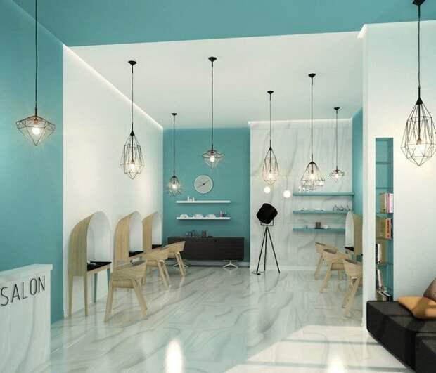 Интерьер салона в стиле прованс: уют французского домика