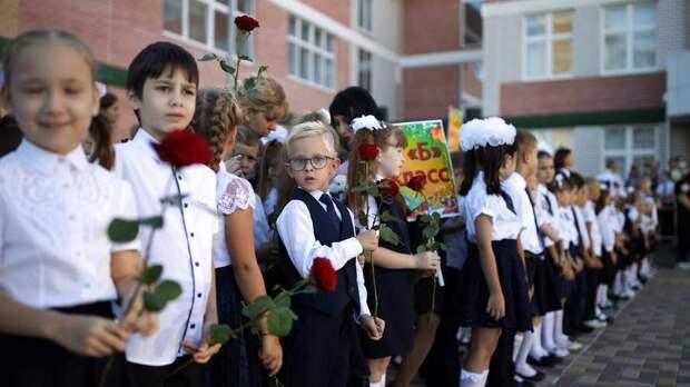 Школьникам пора: в ГД готовят закон о приоритетном зачислении россиян на учебу