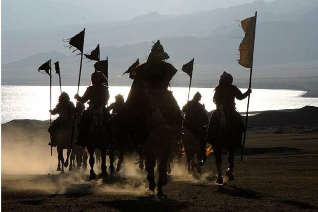Первоначальная численность монголов в Золотой Орде.