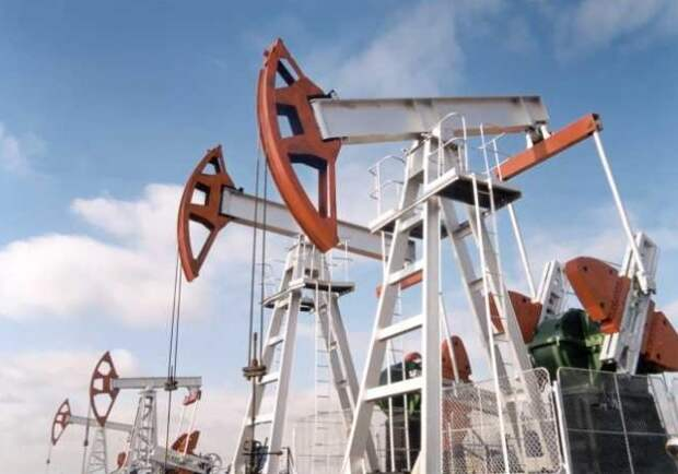 РФ добыча нефти