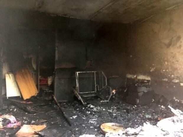 Житель Тверской области заставил своего брата поджечь дом с убитыми людьми
