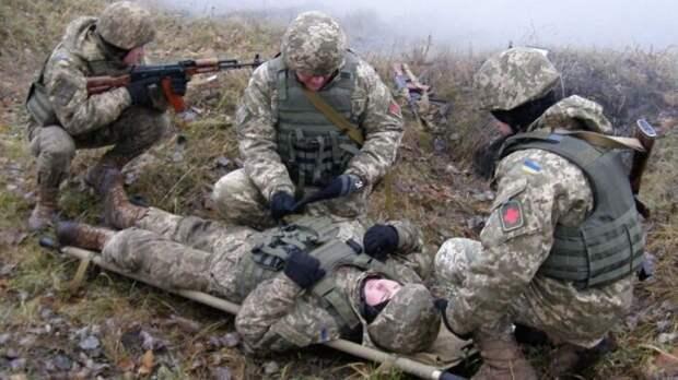 ВСУ понесли на Донбассе крупнейшие за несколько месяцев потери