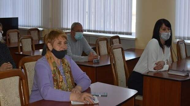 Проведено заседание Комиссии по оказанию адресной материальной помощи, гражданам района, оказавшимся в трудной жизненной ситуации