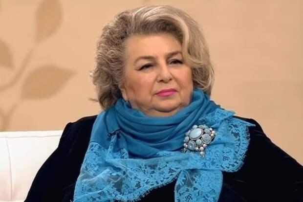 Татьяна Тарасова вспомнила, как гробовщики требовали денег и отказывались хоронить ее отца