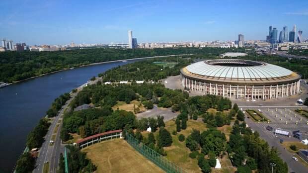 """""""Лужники"""" могут стать домашним стадионом """"Локомотива"""" в сезоне-2021/2022"""
