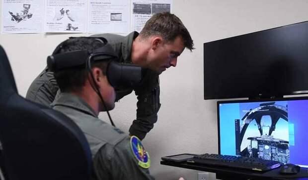 Пилоты штурмовиков A-10 Thunderbolt II начали тренировки в российской компьютерной игре