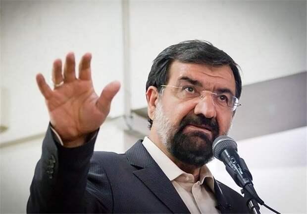 Мохсен Резайи призвал Байдена отменить санкции против Ирана
