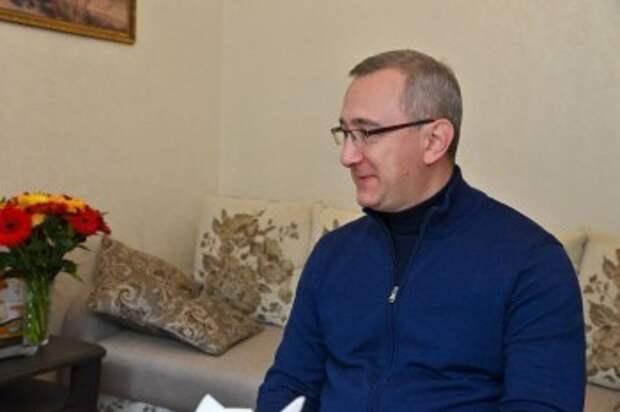 Калужский губернатор Владислав Шапша отмечает 49-летие