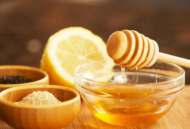 Мед для повышения иммунитета