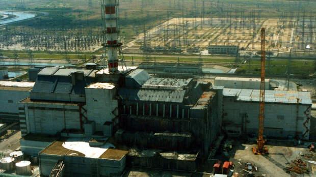 Под разрушенным реактором Чернобыльской АЭС усилились ядерные реакции