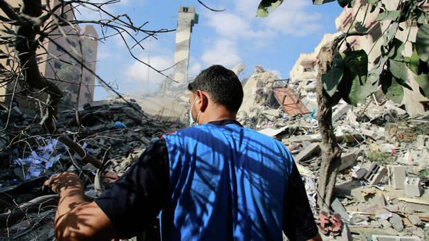 ХАМАС опроверг информацию о согласии на перемирие с Израилем