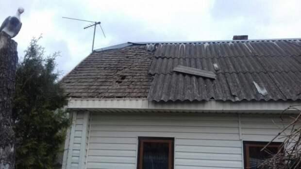 В 14 населенных пунктах Могилевской области нарушалось электроснабжение.
