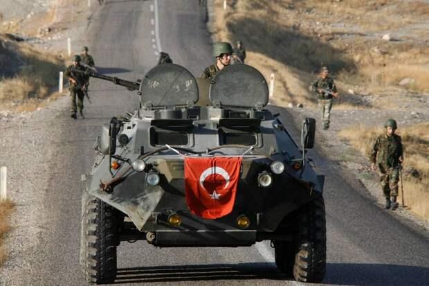 Эрдоган таскает каштаны из огня для Путина и Асада. Александр Роджерс