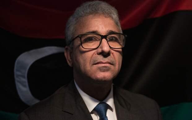 Коридор позора: жители Ливии встретили Башагу гневными лозунгами