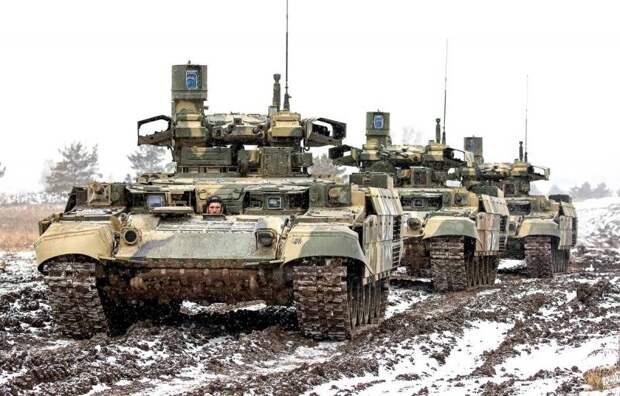 Горький опыт Чеченской войны: зачем в России создана не имеющая аналогов БМПТ