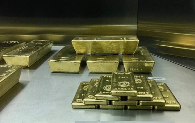 Цена на золото обновила исторический максимум