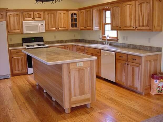 Какой класс ламината можно использовать на кухне?