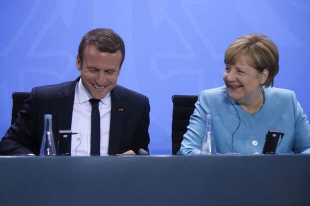 Миссия G20: Макрон-Меркель против Путина и Трампа
