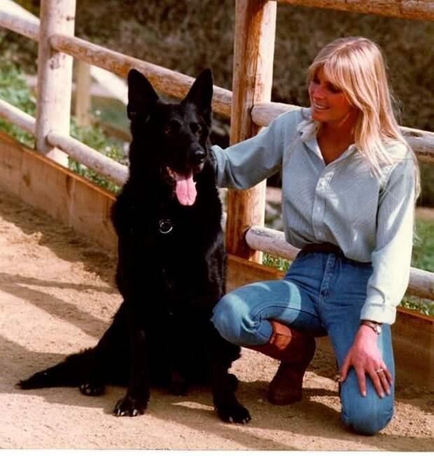 Бо Дерек. Завораживающая блондинка из 80-х.