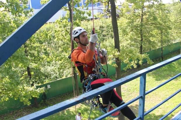 Нам поможет высота: как навыки альпиниста помогают в профессии спасателя