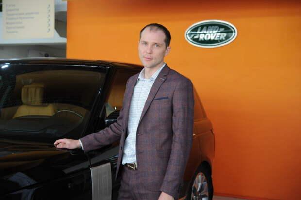 «Альбион Моторс» получила награды от российского дистрибьютора Jaguar Land Rover