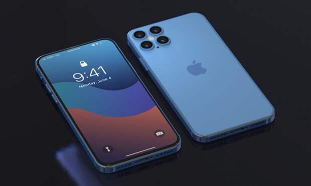 Apple снабдит новый смартфон iPhone 12S 1 терабайтом встроенной памяти