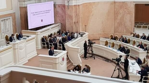 В Петербурге чуть не пожертвовали промышленностью ради жилой застройки