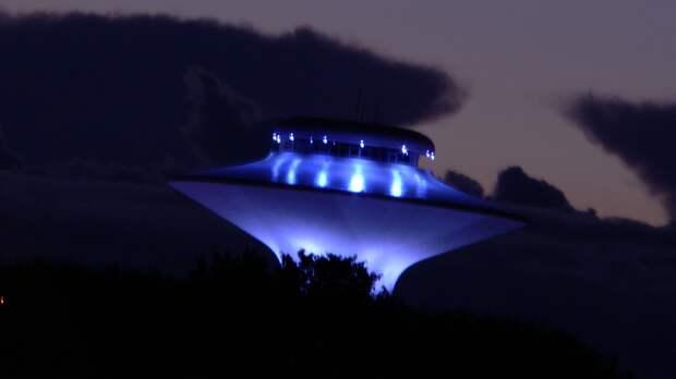 Минобороны США признало подлинным видео с НЛО над боевым кораблем