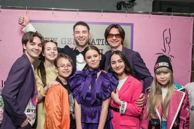 Владимир Брилёв стал ведущим весеннего бала в Москве