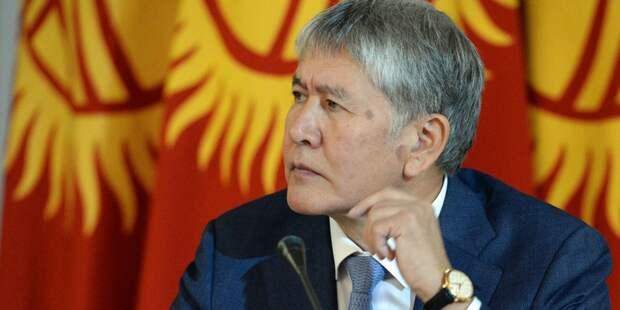 Атамбаев пересел в СИЗО